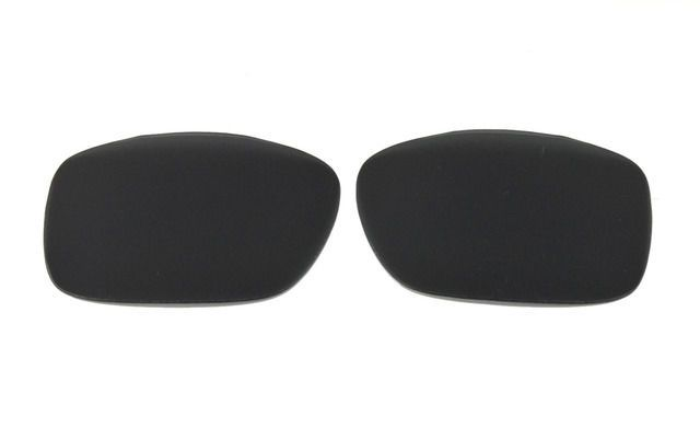 07d54ed683 NEW POLARIZED BLACK REPLACEMENT LENS FOR OAKLEY TWO FACE SUNGLASSES